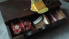 母の裁縫箱
